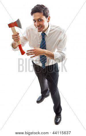 Psycho Businessman
