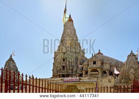 Shree Dwarakadheesh Temple Dwarka