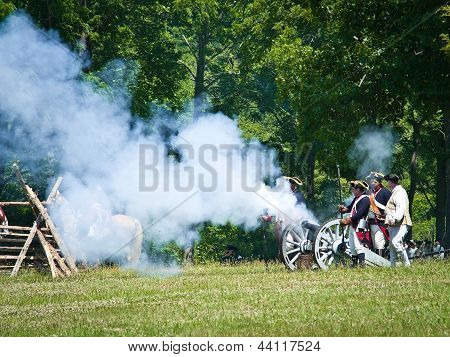 Monmouth Battle Scene 14