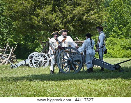 Monmouth Battle Scene 2