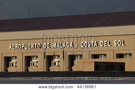 Costa Del Sol Airport In Malaga