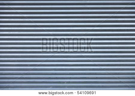 Horizontal Metal Stripes Background