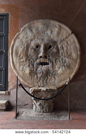 Bocca Della Verita, Rome