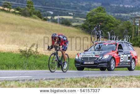The Cyclist Steve Morabito