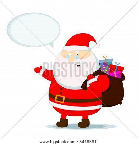 Santa Claus Talk