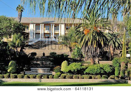 Parliament Building, Windhoek, Namibia