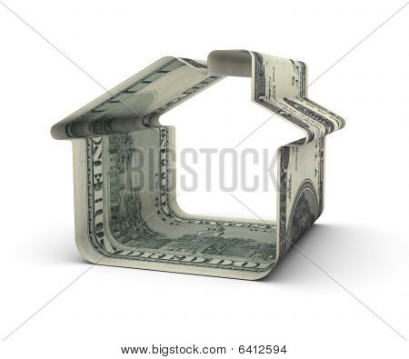 One Hundred Dollars House