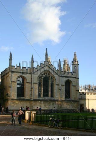 Oxford University Building