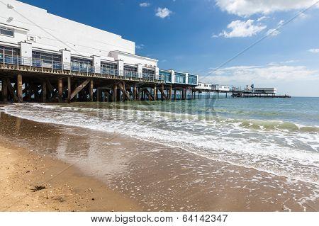 Sandown Esplanade Isle Of Wight