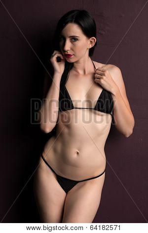 Black Bikini