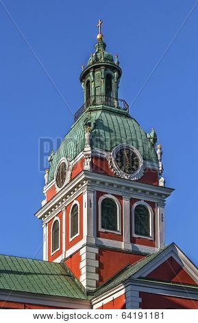 Saint James's Church, Stockholm