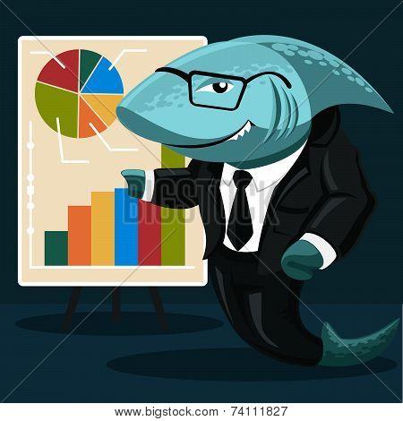 Shark Of Business