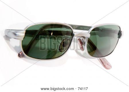 Sunglasses On White...