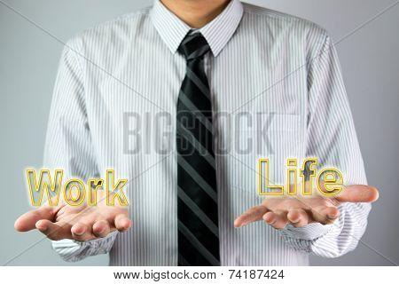 Balance Between Work And Life