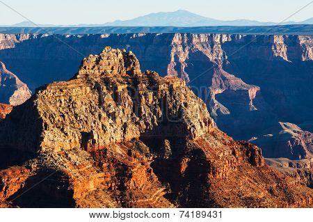 Vishnu Temple Grand Canyon North Rim