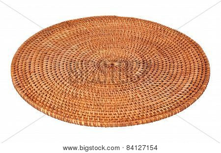 Round Woven Place Mat