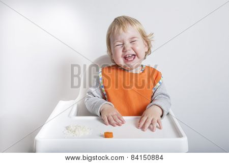 Laughing In Meal