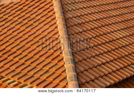 Roof Tiles Made Of Natural Material