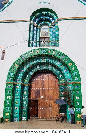 San Juan Chamula Church,  Traveling Through Chiapas, Mexico Adventure.