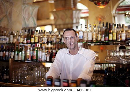 Friendly Bar Tender