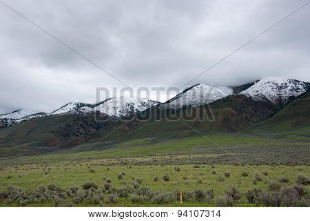 Salt River Range