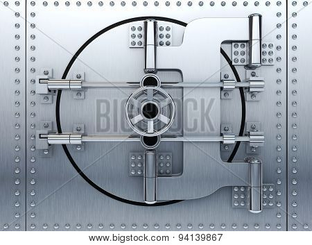 Bank Door