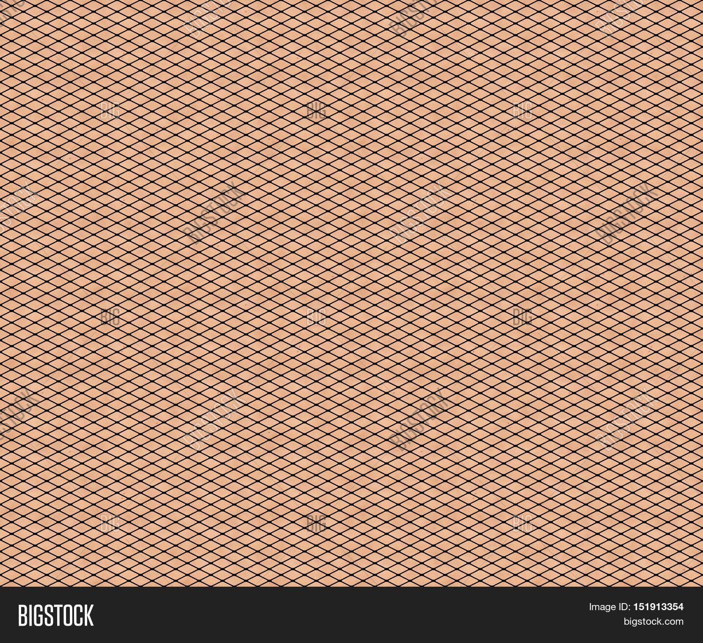 Fishnet Pattern Custom Decorating Design