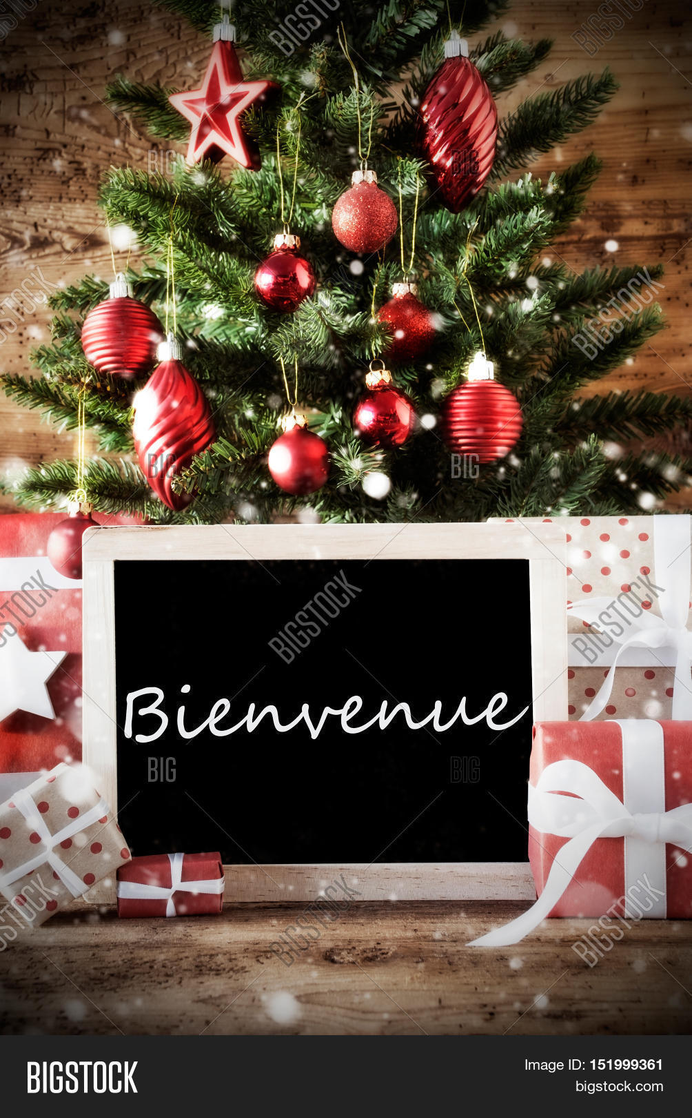 Christmas Card Seasons Image & Photo (Free Trial) | Bigstock