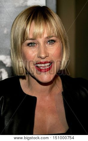 Patricia Arquette at the Los Angeles premiere of 'The Tripper' held at the Mann's Chinese 6 in Hollywood, USA on October 13, 2006.