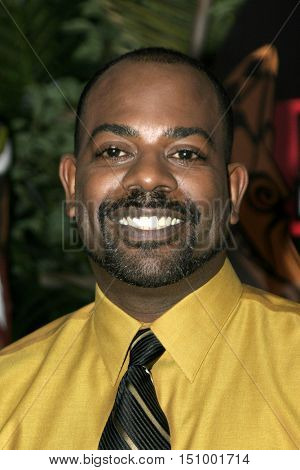 Rory Freeman at the finale for 'Survivor Vanuatu Islands of Fire' held at the CBS Television City in Hollywood, USA on December 12, 2004.