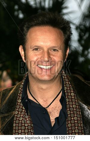 Mark Burnett at the finale for 'Survivor Vanuatu Islands of Fire' held at the CBS Television City in Hollywood, USA on December 12, 2004.