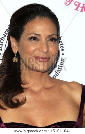 LOS ANGELES - OCT 8:  Constance Marie at the 2016 Carousel Of Hope Ball at the Beverly Hilton Hotel on October 8, 2016 in Beverly Hills, CA