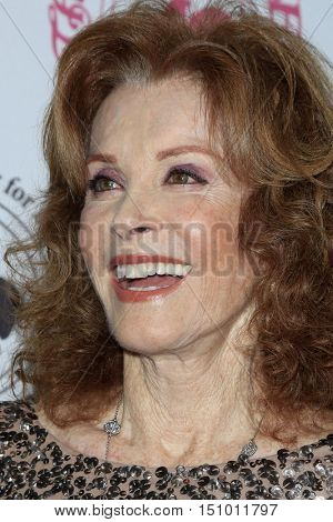 LOS ANGELES - OCT 8:  Stefanie Powers at the 2016 Carousel Of Hope Ball at the Beverly Hilton Hotel on October 8, 2016 in Beverly Hills, CA