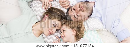 Moments Of Tenderness Form A Family