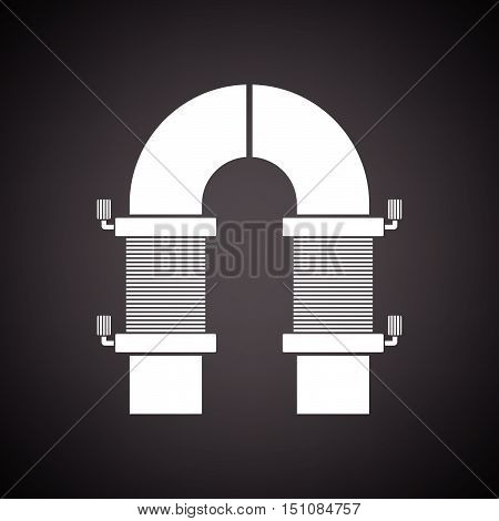 Electric Magnet Icon