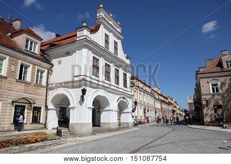 Poland - Sandomierz