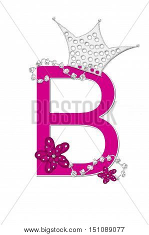 Alphabet Pageant Queen B