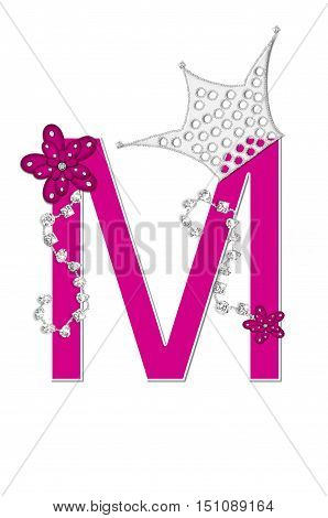 Alphabet Pageant Queen M