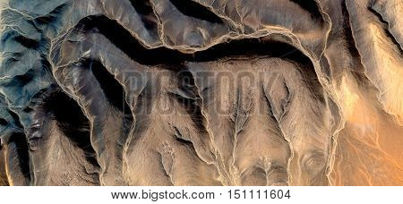 Allegory of stone picture of Afghan dog in the African desert,,abstract landscapes of deserts of Africa, abstract photography deserts of Africa from the air, mirage in desert, abstract surrealism,