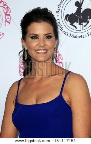 LOS ANGELES - OCT 8:  Lu Parker at the 2016 Carousel Of Hope Ball at the Beverly Hilton Hotel on October 8, 2016 in Beverly Hills, CA