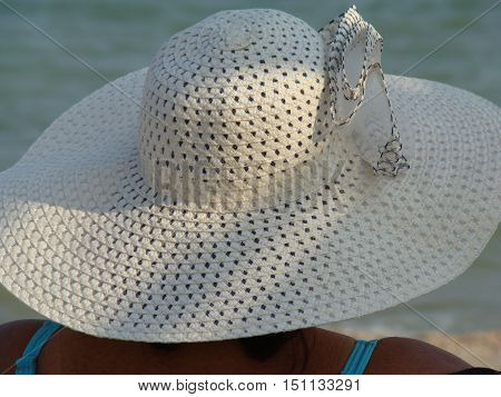 a sun hat-a kind hats from the sun