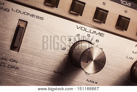 Volume And Loudness Control