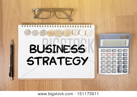 Business Strategy And Social Media Diagram, Business Strategy Marketing Planning Corporate