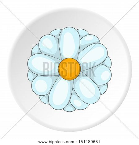Flower icon. artoon illustration of flower vector icon for web