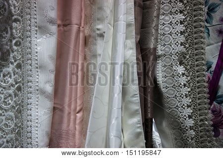Satin Fabric, Pastel Colors, Silk Fabric, Fabric Texture