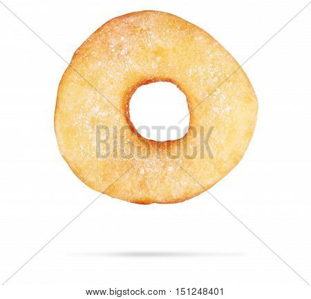 Glazed donuts background image. fattening, indulgence,  background,