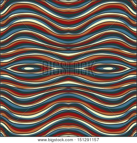 Abstract background with lines. Illustration 10 version