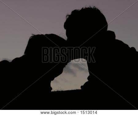 Loving Silhouettes