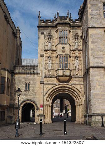 Great Gatehouse (abbey Gatehouse) In Bristol