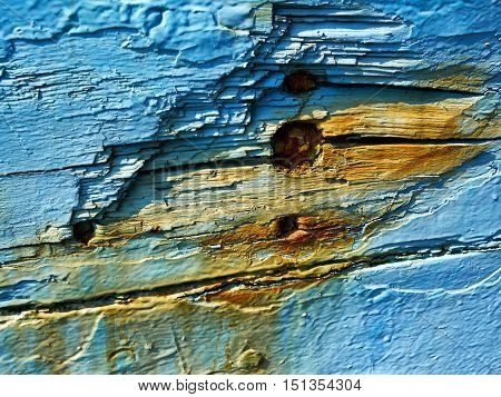 Iron metal and wood surface rust great background and texture image